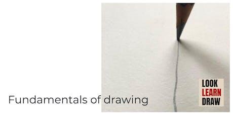 Fundamentals of Drawing tickets