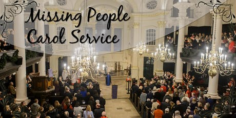 Missing People Carol Service 2019 tickets