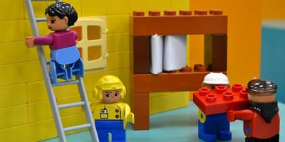 Build the Lego Library of the Future! (Tarleton)