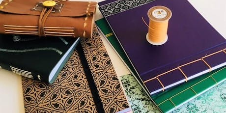 Book Binding with Bridget tickets