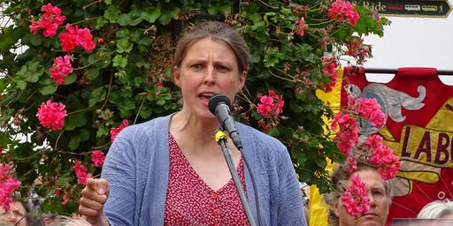 Rachael Maskell MP - People's Parliament in Acomb