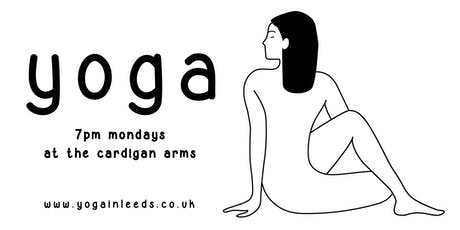 Yoga at the Cardigan Arms tickets
