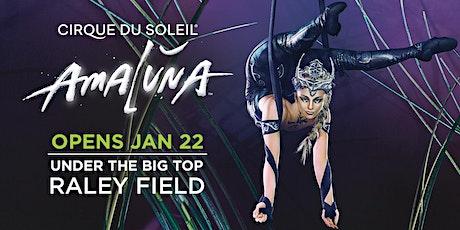 Cirque du Soleil in Sacramento - AMALUNA tickets