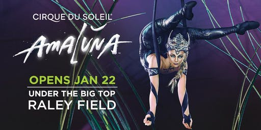 Cirque du Soleil in Sacramento - AMALUNA