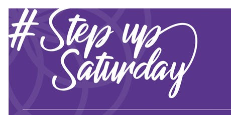 Step-Up Saturday with John and Darcy Hoffman tickets