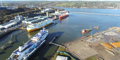 Port of Cork: Port Planning 1870's -2050