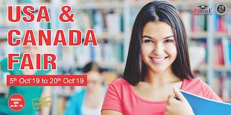 USA and Canada Fair in Vadodara tickets