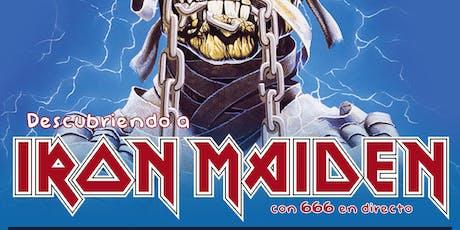 ROCK EN FAMILIA: Descubriendo a Iron Maiden - Alicante entradas