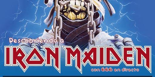 ROCK EN FAMILIA: Descubriendo a Iron Maiden - Alicante