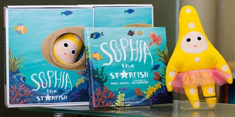 Book launch: 'Sophia the Starfish' by Daniel Kearvell  tickets