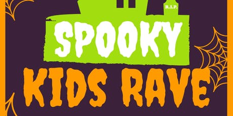 Halloween Kids Rave tickets