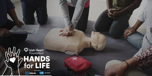 Waterford Carbally Community Centre - Hands for Life