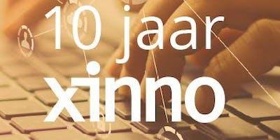 10 jaar Xinno - Borrelen bij de Veranda in Amsterdam