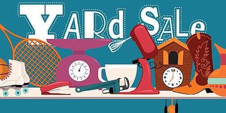 Neighborhood Yard Sale tickets