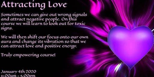 Attracting Love