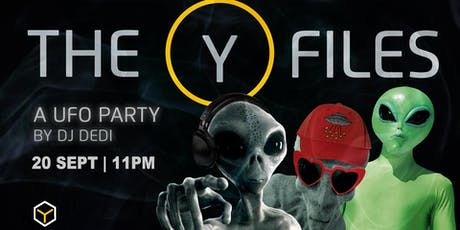UFO Party - The Yellow Bar biglietti