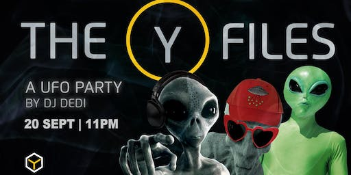 UFO Party - The Yellow Bar
