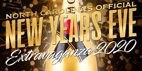 North Carolina's Official New Years Eve Extravaganza 2020 tickets