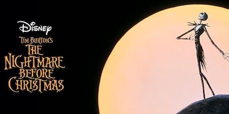 Nightmare Before Christmas - CH1ChesterBID Halloween 28th October 2019 Film Screening  tickets