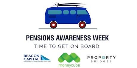 Pensions Awareness Week Roadshow - Cork tickets