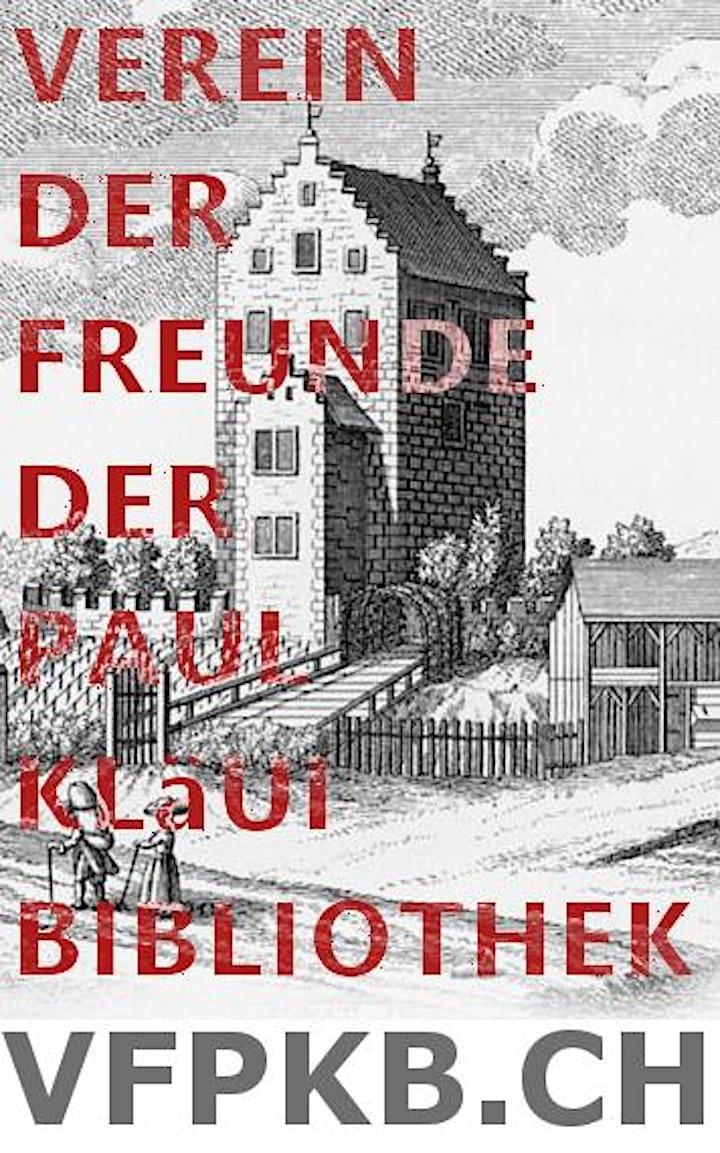"""""""Biders Nacht"""" Lesung durch Peter Brotschi: Bild"""