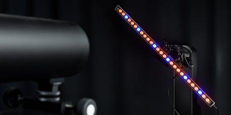 Lichtlabor öffnet seine Türen – Wie wird Licht gemessen? Tickets