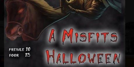 A Misfits Halloween tickets