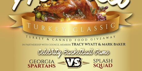 Atlanta Turkey Classic tickets
