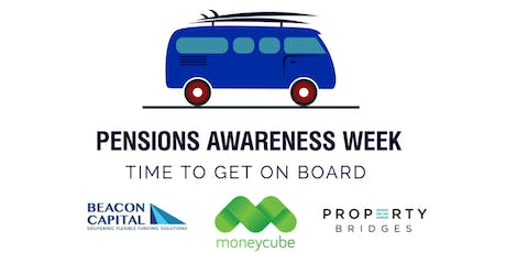 Pensions Awareness Week Roadshow - Limerick tickets