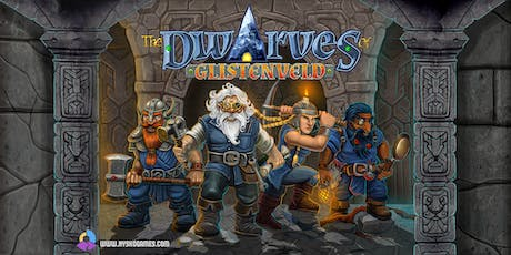 Nysko Games launch night - The Dwarves of Glistenveld tickets