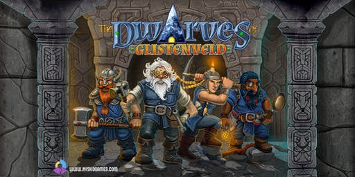 Nysko Games launch night - The Dwarves of Glistenveld