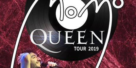 MOMO Tributo a QUEEN en Madrid Sala BUT entradas