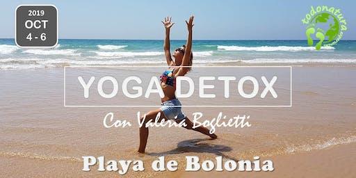 YOGA DETOX (PLAYA DE BOLONIA)