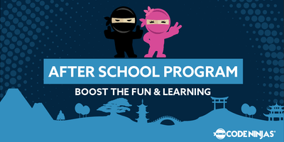 Informational Session about Launch of After School Program & Code Ninjas Jr