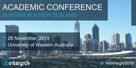 Abintegro Australian Academic Conference tickets