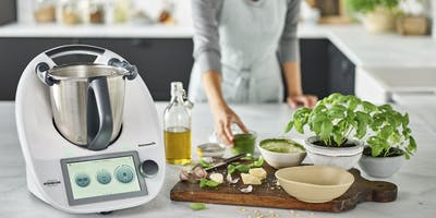A Taste of Thermomix Cooking Class