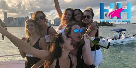 Miami Hip Hop Party Boat | Presented By Hip Hop Club tickets