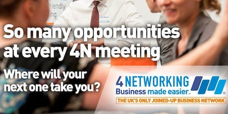 4Networking Southampton Lunch tickets