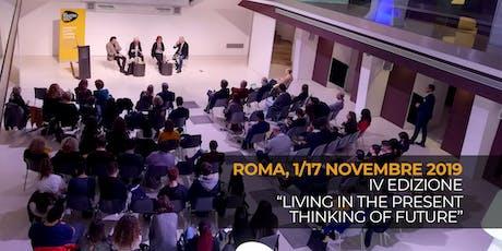 All Routes lead to Rome 2019 biglietti
