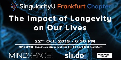 The Impact of Longevity on Our Lives Tickets