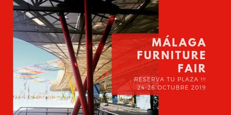 Málaga Furniture Fair tickets