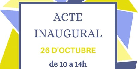 Acte inaugural de la Societat Catalana de Logopèdia billets