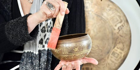 Healing Acupuncture with Crystal Sound Bowl Relaxation Meditation tickets