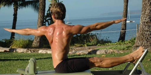 Pilates with (world class instructor) Eric Carlovich