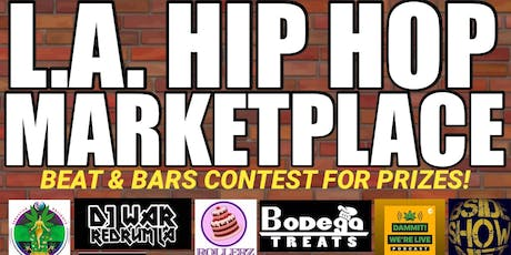 LA Hip Hop Marketplace tickets