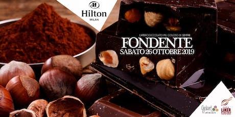 FONDENTE @ HILTON HOTEL | L'Apericioccolato più goloso di sempre biglietti