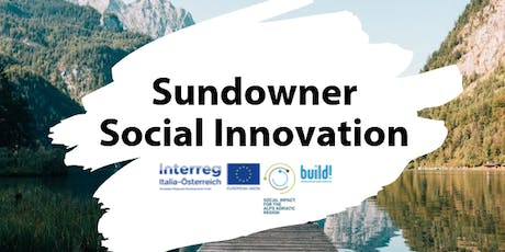 build! Sundowner - Social Innovation Tickets