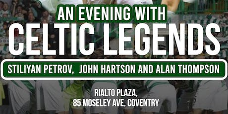 An Evening with Celtic Legends! tickets