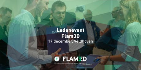 Meeting, netwerking en matchmaking voor Flam3D-leden tickets