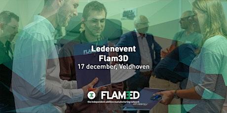 Meeting, netwerking en matchmaking voor Flam3D-leden tickets